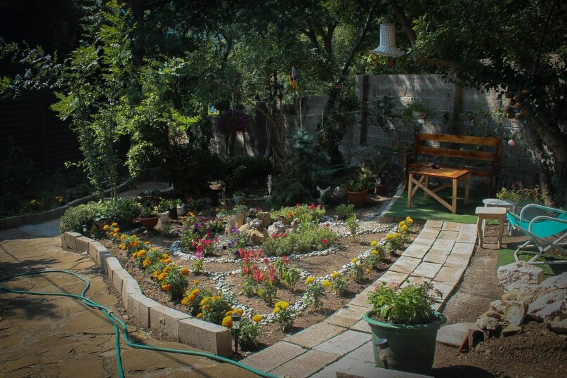 Дома для отдыха, 50 кв.м. на 4 человека, 1 спальня, Сурикова, 14 а, Алупка - Фотография 28