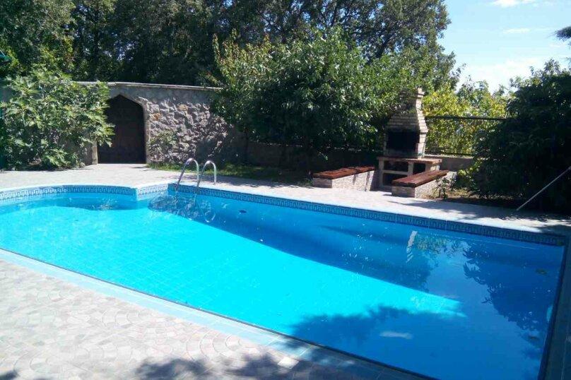 Дом с бассейном, 250 кв.м. на 10 человек, 4 спальни, Таврического, 43, Понизовка - Фотография 20