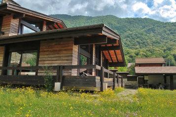 Шале в горах, 300 кв.м. на 9 человек, 4 спальни, Ачишховская, Красная Поляна - Фотография 1
