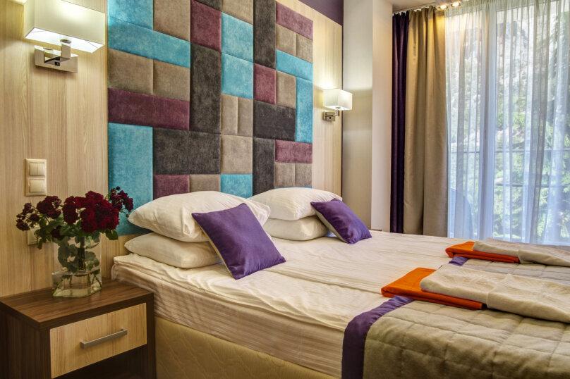 Люкс с ванной в спальне, улица Голицына, 7, Судак - Фотография 21