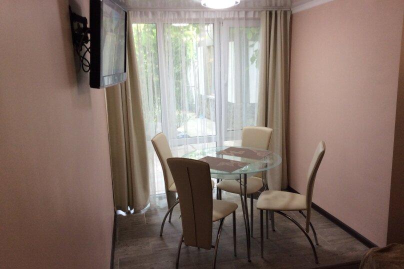 люкс 2х комнатный корпус 3, Гайдара, 10, Заозерное - Фотография 1