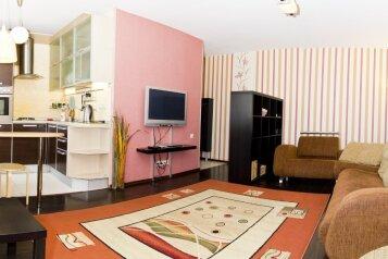 2-комн. квартира на 4 человека, Спортивный проезд, Центральный округ, Омск - Фотография 1