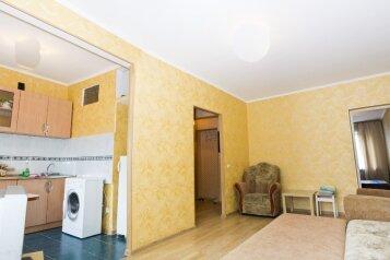 2-комн. квартира, 45 кв.м. на 4 человека, проспект Карла Маркса, Центральный округ, Омск - Фотография 1