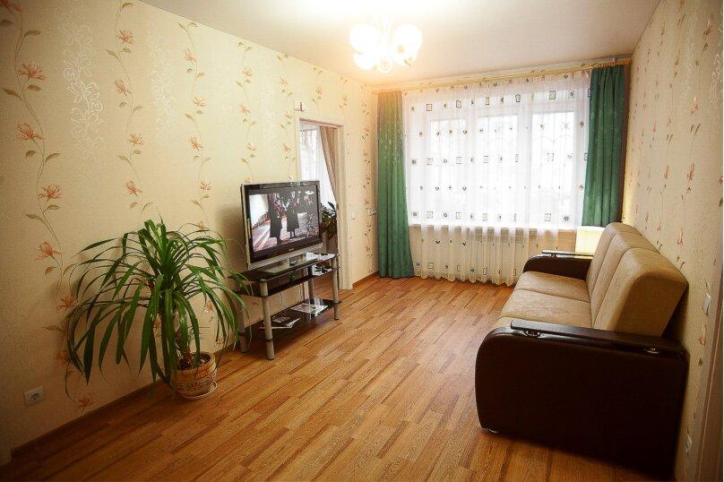 2-комн. квартира, 45 кв.м. на 4 человека, улица Пушкина, 12, Ярославль - Фотография 2