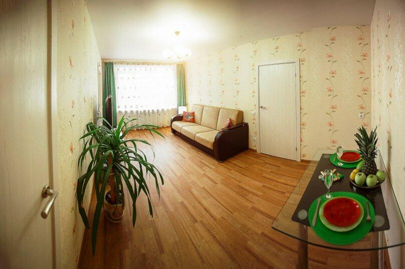 2-комн. квартира, 45 кв.м. на 4 человека, улица Пушкина, 12, Ярославль - Фотография 3
