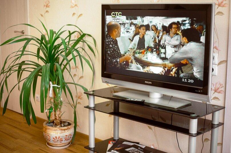 2-комн. квартира, 45 кв.м. на 4 человека, улица Пушкина, 12, Ярославль - Фотография 6