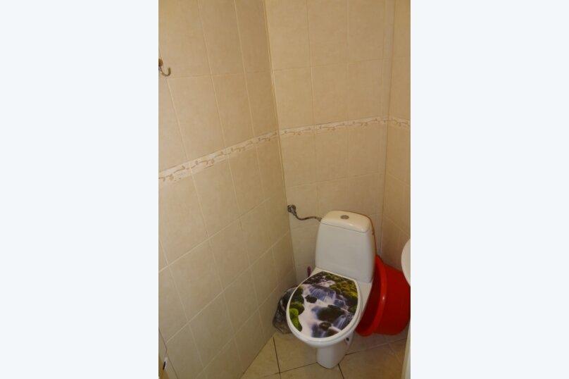 2-комн. квартира, 27 кв.м. на 4 человека, улица Афанасия Никитина, 2, Гурзуф - Фотография 12