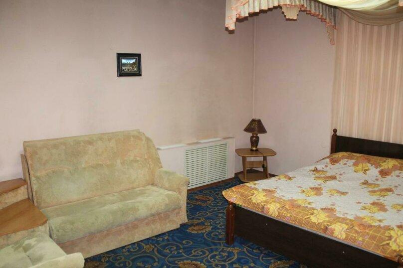 Комфорт Семейный с двумя двуспальными кроватями, Новороссийская улица, 7, Барнаул - Фотография 3