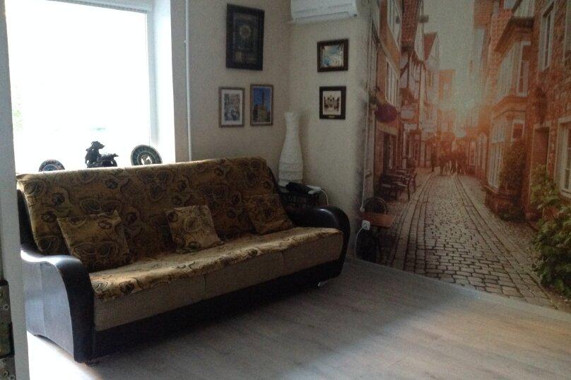 3-комн. квартира, 76 кв.м. на 7 человек, улица Кошевого, 17, Дивноморское - Фотография 1