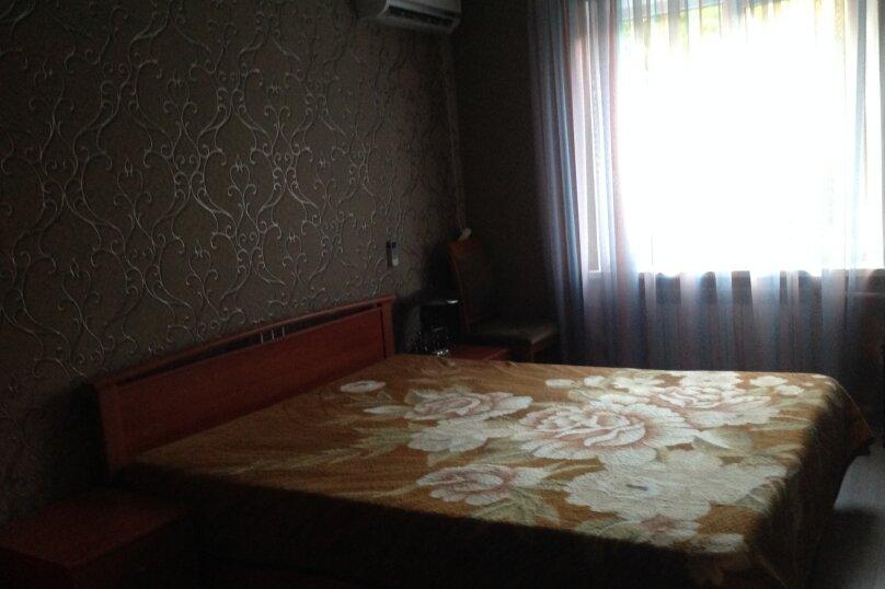 3-комн. квартира, 76 кв.м. на 7 человек, улица Кошевого, 17, Дивноморское - Фотография 5