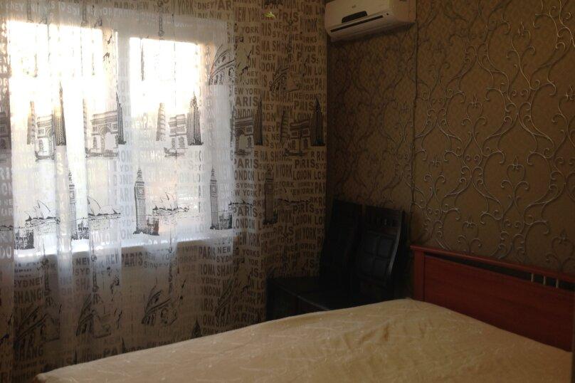 3-комн. квартира, 76 кв.м. на 7 человек, улица Кошевого, 17, Дивноморское - Фотография 6