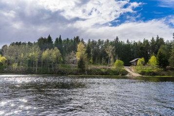 Гостевой дом  на реке Олонка, 30 кв.м. на 5 человек, 1 спальня, Старозаводская улица, Олонец - Фотография 2