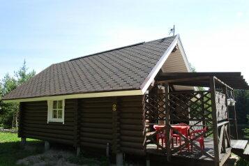 Гостевой дом  на реке Олонка, 30 кв.м. на 5 человек, 1 спальня, Старозаводская улица, Олонец - Фотография 1