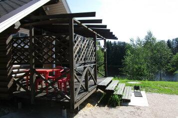 Гостевой дом  на реке Олонка, 30 кв.м. на 5 человек, 1 спальня, Старозаводская улица, Олонец - Фотография 3