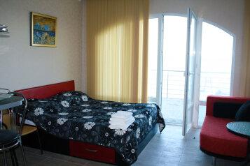 1-комн. квартира, 25 кв.м. на 3 человека, Алупкинское шоссе, Курпаты, Ялта - Фотография 1