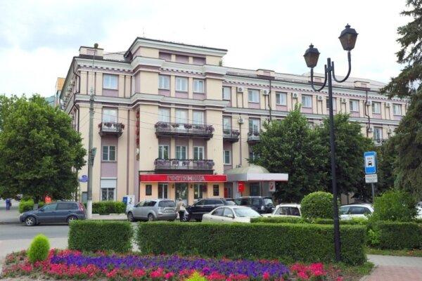 Гостиница, улица Ворошилова, 5 на 38 номеров - Фотография 1