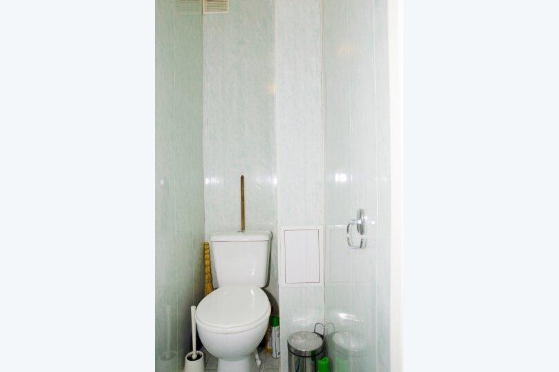 2-комн. квартира, 50 кв.м. на 5 человек, улица Котовского, 16, Омск - Фотография 3