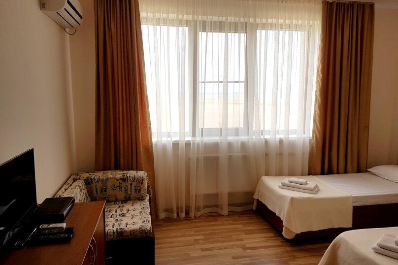 Большой двухместный номер, улица Мира, 201, Витязево - Фотография 6