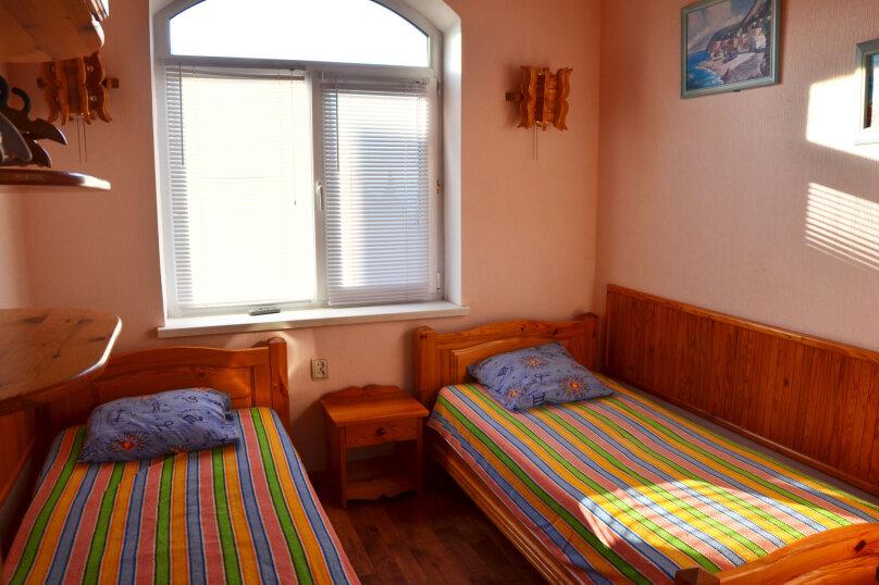 ВИДОВОЙ ДОМ, 200 кв.м. на 8 человек, 4 спальни, Ламбадская, 16, Партенит - Фотография 23
