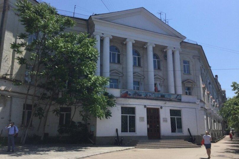 2-комн. квартира, 60 кв.м. на 4 человека, проспект Нахимова, 7, Севастополь - Фотография 8