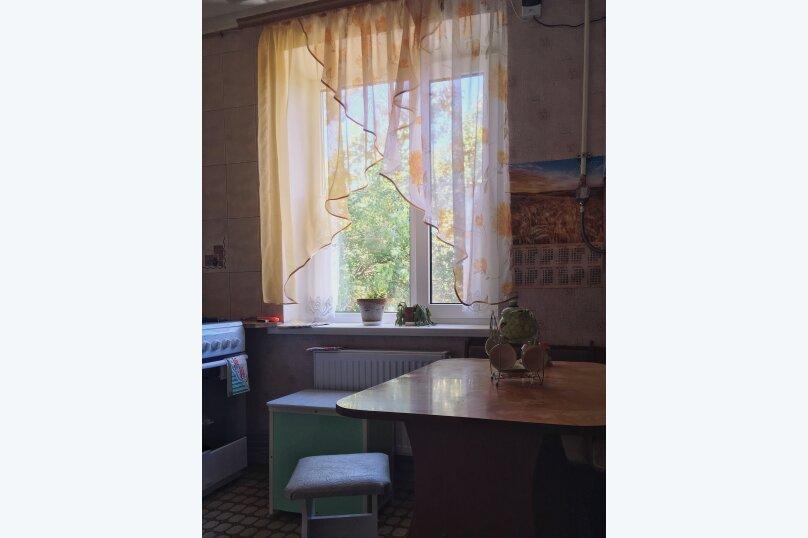 1-комн. квартира, 38 кв.м. на 4 человека, Севастопольская улица, 20, Новофёдоровка, Саки - Фотография 3