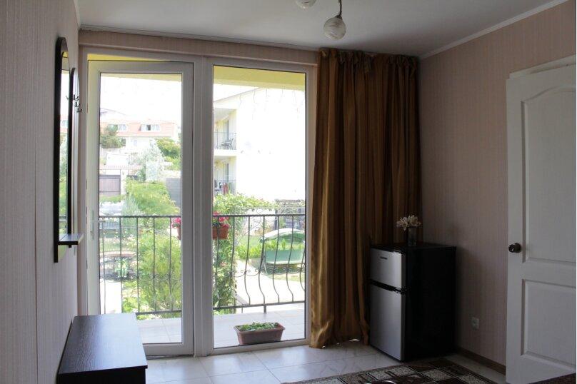 (5)Люкс двухкомнатный 4 местный. первый этаж , улица Ветеранов, 41, посёлок Орловка, Севастополь - Фотография 4