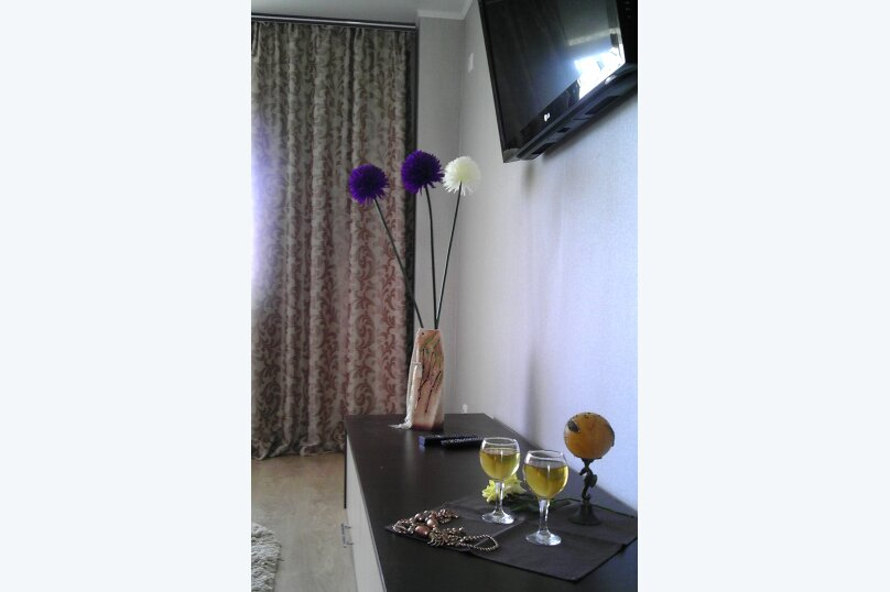 (5)Люкс двухкомнатный 4 местный. первый этаж , улица Ветеранов, 41, посёлок Орловка, Севастополь - Фотография 6