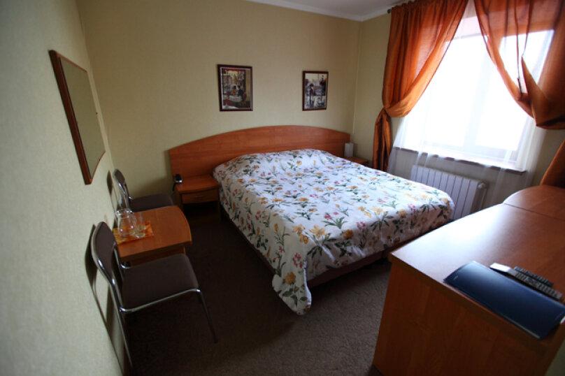 Стандартный двухместный номер с двуспальной кроватью, улица Ломоносова, 31, Ярославль - Фотография 1