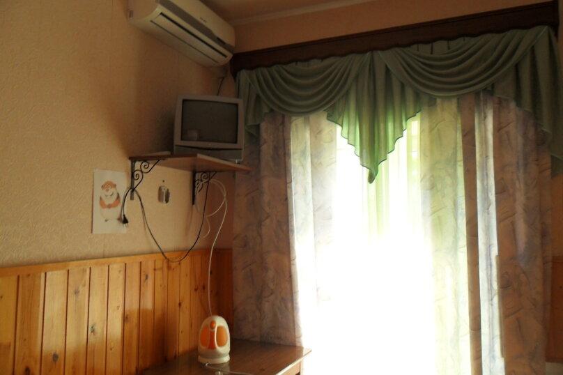 комната  на 2 человека со сплит-системой, Трудящихся, 13, Анапа - Фотография 5