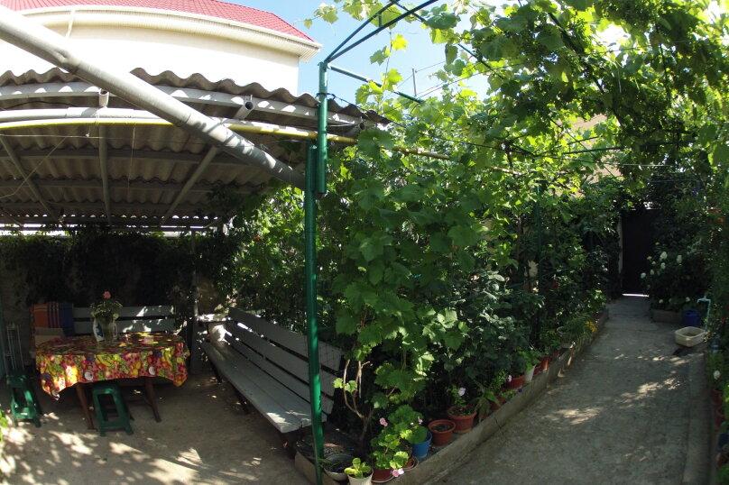 Дом, 25 кв.м. на 4 человека, 2 спальни, Первомайская, 10, Алушта - Фотография 1