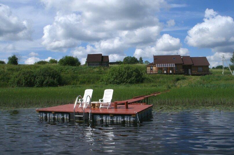 Гостевой дом на Селигере, свой берег, лодка, WIFI, 240 кв.м. на 15 человек, 5 спален, д. Тарасово, 14, Осташков - Фотография 15