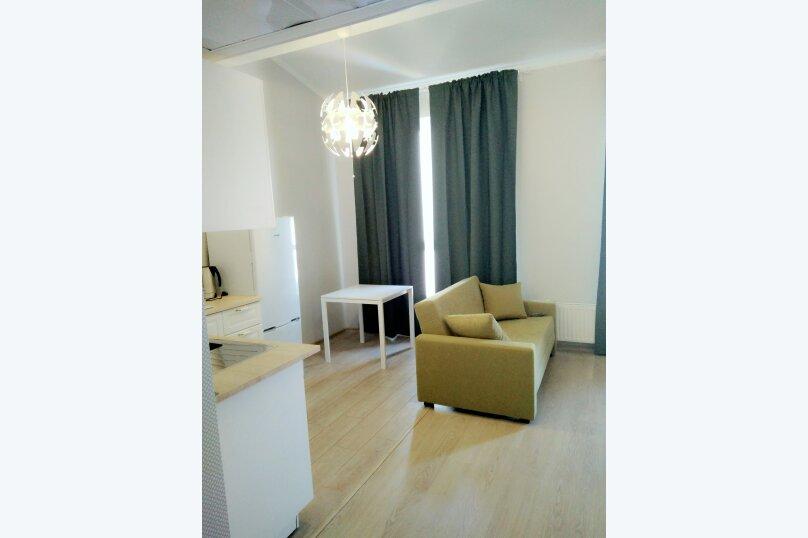 2-комн. квартира, 45 кв.м. на 5 человек, южных культур , 10 А, Сочи - Фотография 1