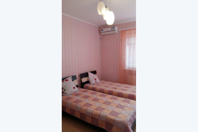 3-комн. квартира, 105 кв.м. на 6 человек, Коммунальная улица, 5, Судак - Фотография 5