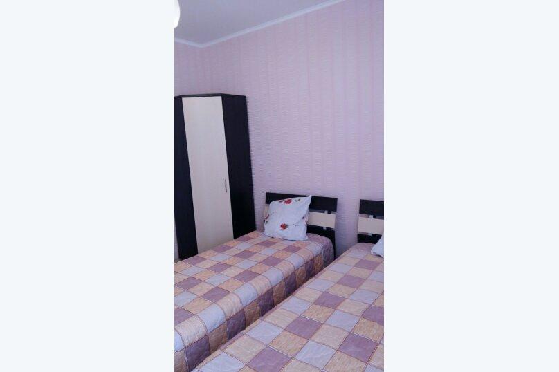 3-комн. квартира, 105 кв.м. на 6 человек, Коммунальная улица, 5, Судак - Фотография 6