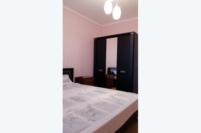 3-комн. квартира, 105 кв.м. на 6 человек, Коммунальная улица, 5, Судак - Фотография 9