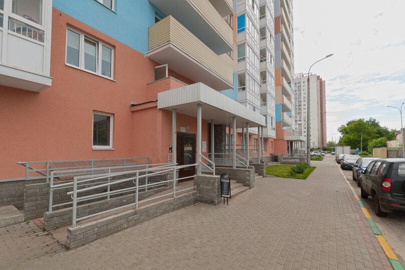 1-комн. квартира, 45 кв.м. на 4 человека, Краснозвёздная улица, 31, Нижний Новгород - Фотография 3