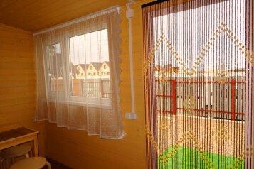 2-ух этажный деревянный домик , 48 кв.м. на 6 человек, 2 спальни, Прибрежная улица, Голубицкая - Фотография 3