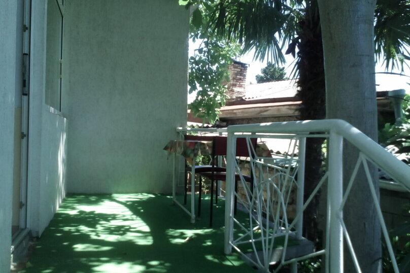 Отдельная комната, переулок Калинина, 2, Алупка - Фотография 26