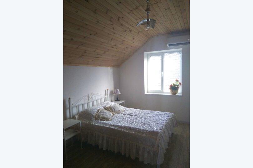 Домик под ключ, 120 кв.м. на 4 человека, 2 спальни, Лиманная улица, 77, Молочное - Фотография 6