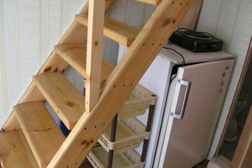 Дом, 15 кв.м. на 1 человек, 1 спальня, Дувановская улица, 13, Евпатория - Фотография 3