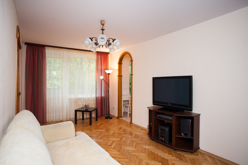 2-комн. квартира, 44 кв.м. на 4 человека, Нагорная улица, 29к3, метро Нагорная, Москва - Фотография 4