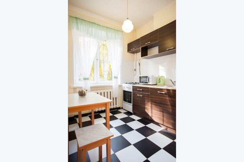 1-комн. квартира, 35 кв.м. на 4 человека, Скаковая улица, 4к2, метро Белорусская, Москва - Фотография 4