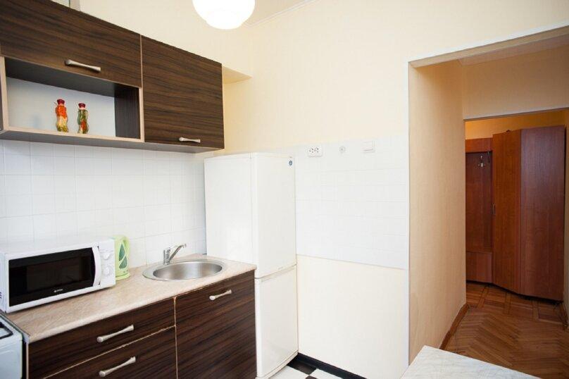 1-комн. квартира, 35 кв.м. на 4 человека, Скаковая улица, 4к2, метро Белорусская, Москва - Фотография 5