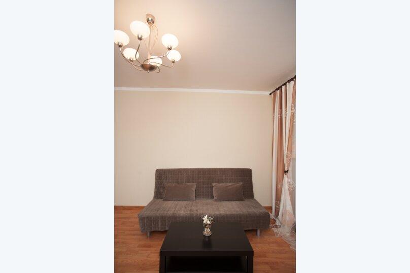 1-комн. квартира, 35 кв.м. на 4 человека, Кунцевская улица, 8к2, метро Молодежная, Москва - Фотография 2