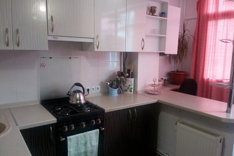 2-комн. квартира, 49 кв.м. на 4 человека, улица Голицына, 30, Судак - Фотография 11