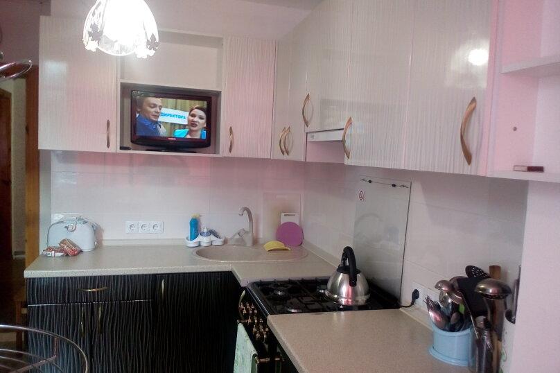 2-комн. квартира, 49 кв.м. на 4 человека, улица Голицына, 30, Судак - Фотография 12