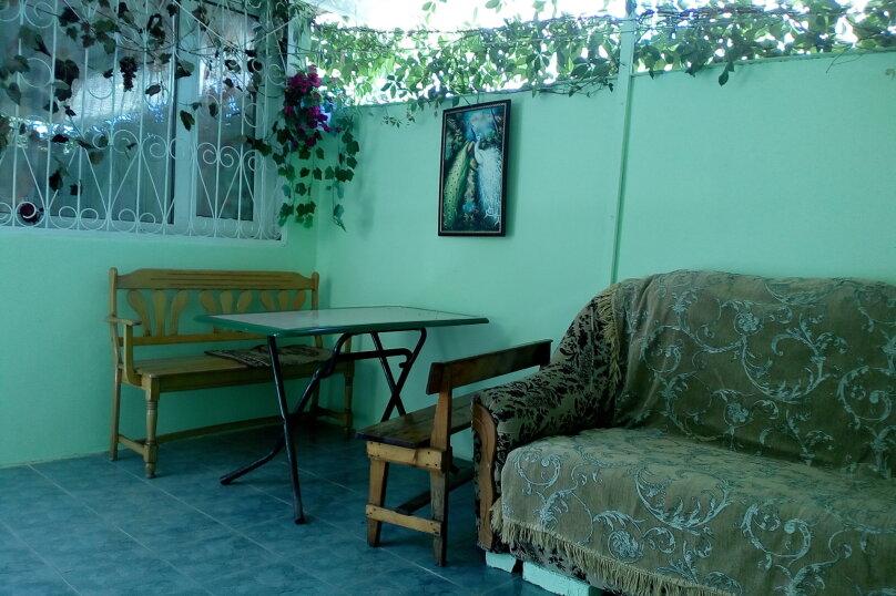 Дом, 50 кв.м. на 6 человек, 2 спальни, улица Голицына, 36, Судак - Фотография 12