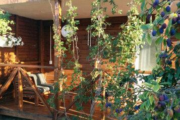 Деревянный коттедж №4, 37 кв.м. на 5 человек, 2 спальни, Приморская, 42, Благовещенская - Фотография 3