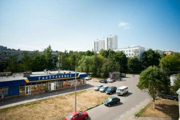 1-комн. квартира, 37 кв.м. на 2 человека, улица Введенского, метро Беляево, Москва - Фотография 2