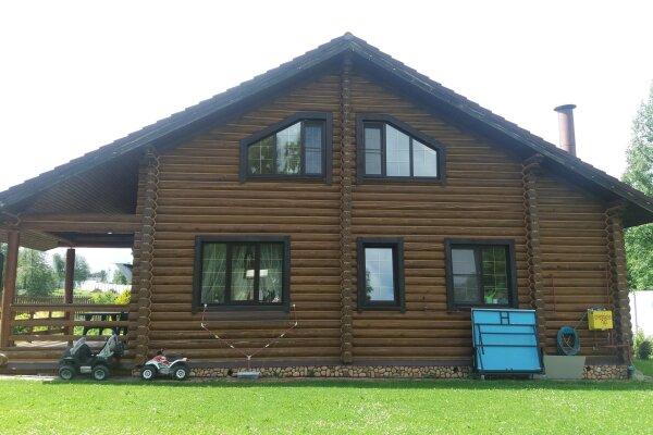 Дом, 160 кв.м. на 10 человек, 3 спальни, деревня Шадрино, 28, Дмитров - Фотография 1